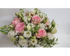 bouquet rond olympia