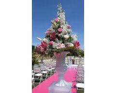 decoration exterieure vase medecis