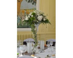 decoration table vase martini compositions ronde